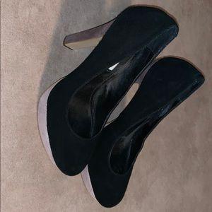 Steve Madden Beasst platform heels